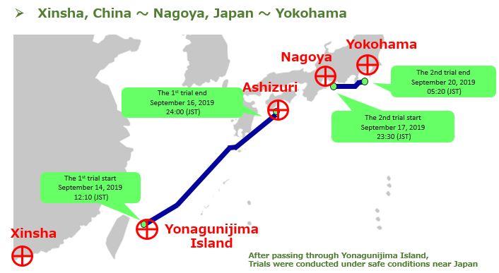 NYK Conducts World's First Maritime Autonomous Surface Ships ... on nikko japan, printable map japan, info about japan, hyogo japan, kawasaki japan, hamamatsu japan, kanagawa japan, takayama japan, languages spoken in japan, winter in japan, honshu japan, world map japan, sendai japan, hiroshima japan, yokota japan, gifu japan, hakone japan, mountains in japan, nagoya japan,